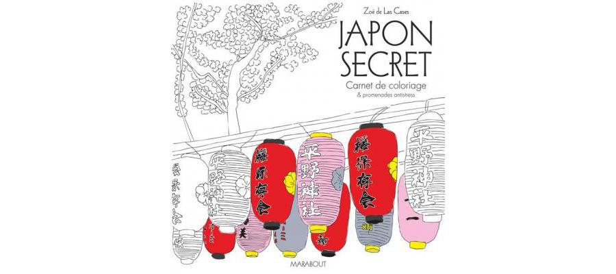 livre des secrets japonais