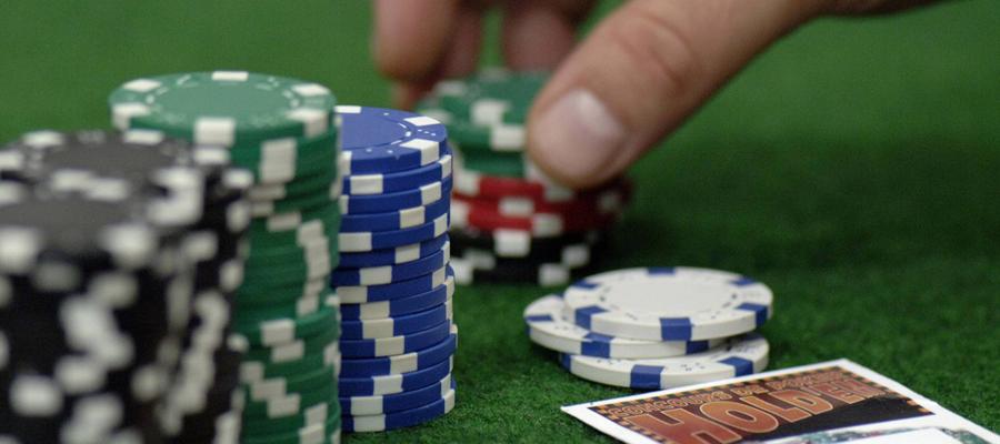 une partie de Poker ?
